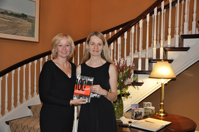Laureen Harper and Merna Forster
