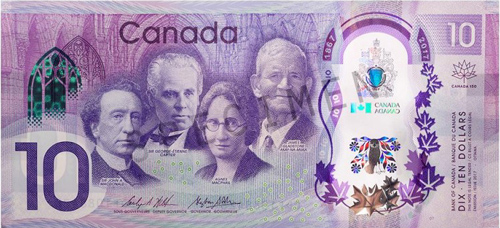 Canadian Women On Currency Heroines Ca Women In Canadian