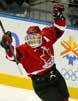 Hockey player Hayley Wickenheiser, Reuters Photo.